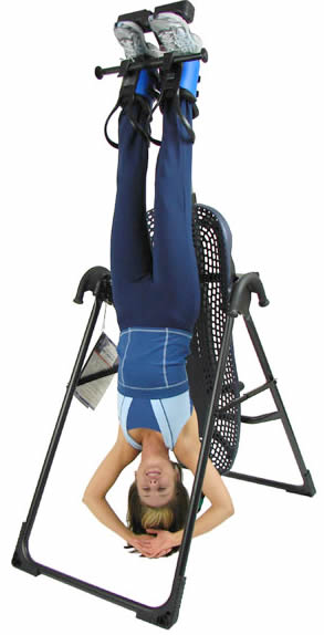 Inversion Tables for Adult Scoliosis - Hudson Valley Scoliosis